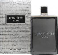 Image of Jimmy Choo Man Eau De Toilette 200ml Spray