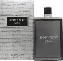 Image of Jimmy Choo Man Eau De Toilette 200ml Spray