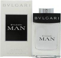 Bvlgari Man Eau de Toilette 100ml Suihke