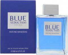 Antonio Banderas Blue Seduction Eau de Toilette 200ml Suihke