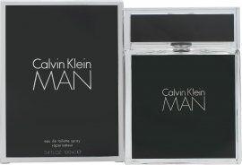 Calvin Klein CK Man Eau de Toilette 100ml Suihke