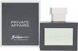 Baldessarini Private Affairs Eau de Toilette 50ml Spray