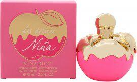 Nina Ricci Les Delices de Nina Eau de Toilette 75ml Spray