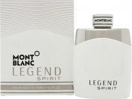 Mont Blanc Legend Spirit Eau de Toilette 100ml Spray