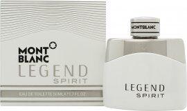 Mont Blanc Legend Spirit Eau de Toilette 50ml Spray