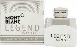 Mont Blanc Legend Spirit Eau de Toilette 30ml Spray