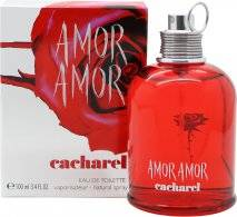 Cacharel Amor Amor Eau de Toilette 100ml Suihke