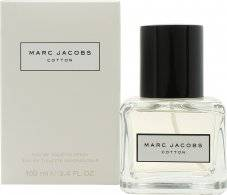Marc Jacobs Splash Cotton 2016 Eau De Toilette 100ml Spray