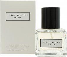 Image of Marc Jacobs Splash Cotton 2016 Eau De Toilette 100ml Spray