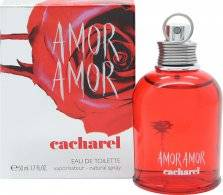 Cacharel Amor Amor Eau de Toilette 50ml Suihke