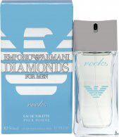 Image of Giorgio Armani Emporio Diamonds Rocks Eau de Toilette 50ml Suihke