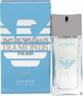 Image of Giorgio Armani Emporio Diamonds Rocks Eau de Toilette 50ml Suihke