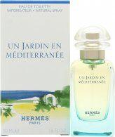 Hermes Un Jardin En Mediterranee Eau de Toilette 50ml Suihke
