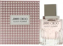 Image of Jimmy Choo Illicit Flower Eau de Toilette 40ml Spray
