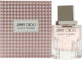 Image of Jimmy Choo Illicit Flower Eau de Toilette 40ml Spray