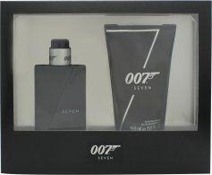 James Bond 007 Seven Gift Set 50ml EDT + 150ml Shower Gel