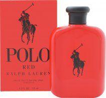 Ralph Lauren Polo Red Eau de Toilette 125ml Suihke