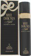 Taylor Elizabeth Taylor White Diamonds Night Eau de Toilette 100ml Spray