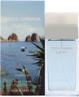 Dolce & Gabbana Light Blue Love in Capri Eau de Toilette 50ml Spray