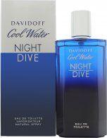 Davidoff Cool Water Night Dive Eau de Toilette 125ml Spray