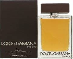 Dolce & Gabbana The One Eau de Toilette 150ml Suihke