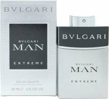 Bvlgari Man Extreme Eau de Toilette 60ml Suihke