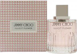 Image of Jimmy Choo Illicit Flower Eau de Toilette 100ml Spray