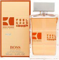 Boss Hugo Boss Boss Orange Feel Good Summer Eau de Toilette 100ml Suihke