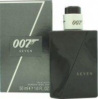 James Bond 007 Seven Eau de Toilette 50ml Spray