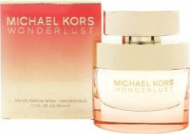 Michael Kors Wonderlust Eau de Parfum 50ml Spray