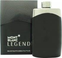 Mont Blanc Legend Eau de Toilette 200ml Spray