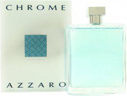Azzaro Chrome Eau de Toilette 200ml Suihke