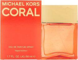 Michael Kors Coral Eau de Parfum 50ml Spray