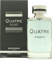 Boucheron Quatre Pour Homme Eau de Toilette 100ml Spray