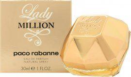 Paco Rabanne Lady Million Eau de Parfum 30ml Suihke