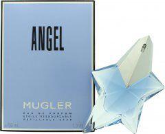 Thierry Mugler Angel Eau de Parfum 50ml Uudelleentäytettävä