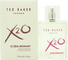 Ted Baker X20 Extraordinary for Women Eau de Toilette 100ml Spray