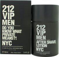 Image of Carolina Herrera 212 VIP Men Aftershave 100ml Roiske