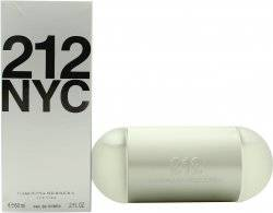 Image of Carolina Herrera 212 Femme Eau de Toilette 60ml Suihke