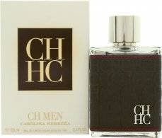 Image of Carolina Herrera CH for Men Eau de Toilette 100ml Suihke