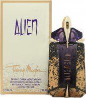 Thierry Mugler Alien Eau de Parfum 60ml Spray Refillable - Divine Ornamentations Edition