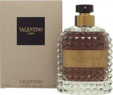 Valentino Uomo Eau de Toilette 150ml Suihke