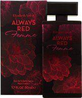 Elizabeth Arden Always Red Femme Eau de Toilette 50ml Spray