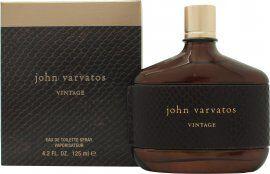 John Varvatos Vintage Eau de Toilette 125ml Spray