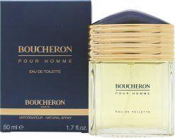 Boucheron Pour Homme Eau de Toilette 50ml Suihke