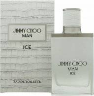 Image of Jimmy Choo Man Ice Eau de Toilette 50ml Spray