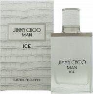 Image of Jimmy Choo Man Ice Eau de Toilette 50ml Spray