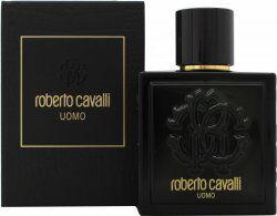 Roberto Cavalli Uomo Eau de Toilette 100ml Spray
