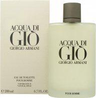 Image of Giorgio Armani Acqua Di Gio Eau De Toilette 200ml Suihke