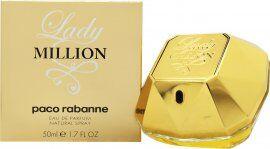 Paco Rabanne Lady Million Eau de Parfum 50ml Suihke